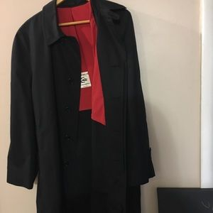 Men's vintage overcoat by Climate New York